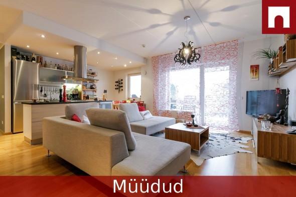 Müüa korter Möldre tee 10, Nõmme linnaosa, Tallinn, Harju maakond