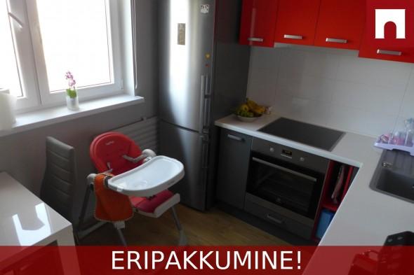 Müüa korter Uus  60, Annelinn, Tartu linn, Tartu maakond