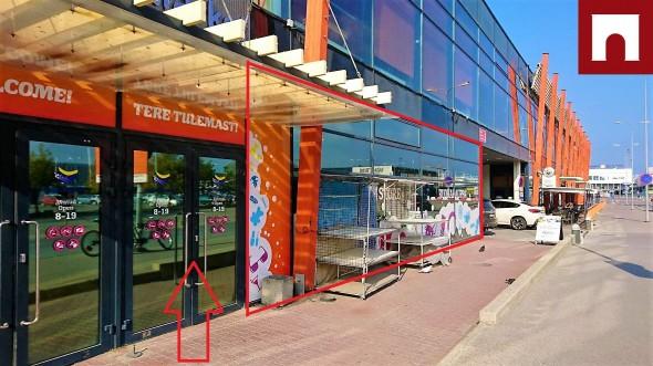 1e15016b2c7 Üürile anda kaubanduspind Sadama 6, Kesklinn (Tallinn), Tallinn, Harju  maakond