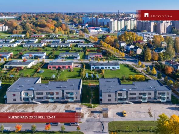 Müüa korter Ladva  1-3, Jaamamõisa, Tartu linn, Tartu maakond