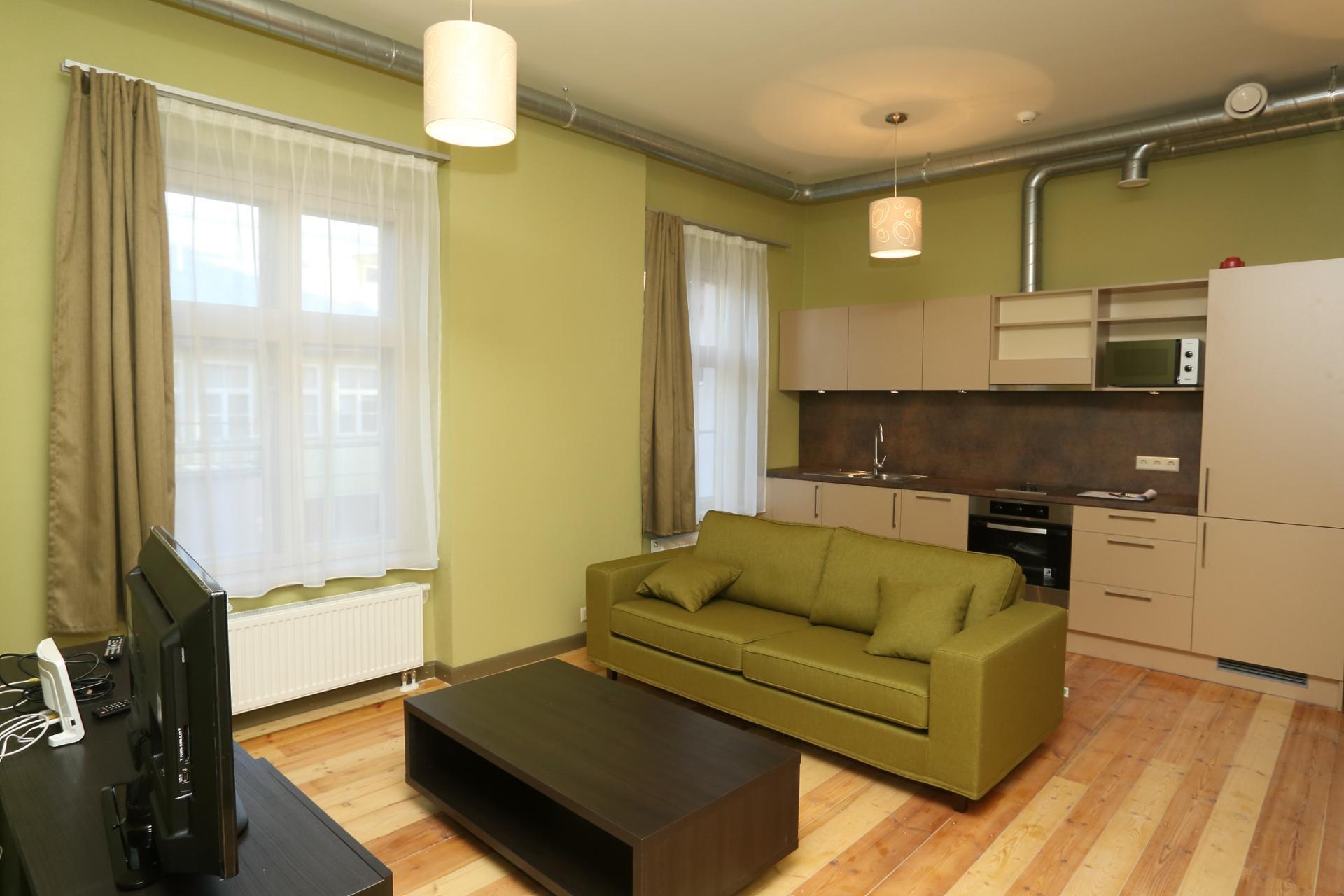1 Room Rental Apartment. Livin. Part 82