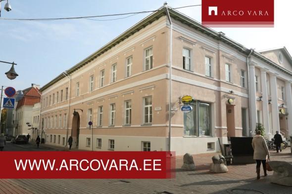 Üürile anda büroopind Rüütli  11-89, Kesklinn (Tartu), Tartu linn, Tartu maakond