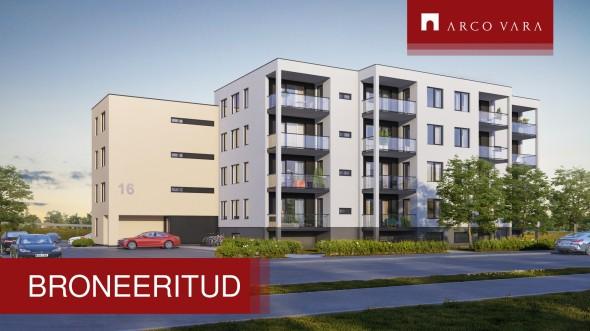 Müüa korter Kaupmehe  16-13, Raadi-Kruusamäe, Tartu linn, Tartu maakond