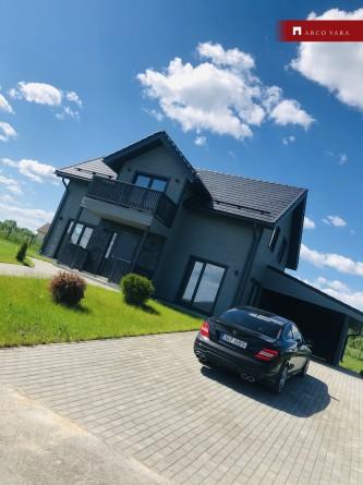 Müüa maja Hobunurme tee 1, Ihaste, Tartu linn, Tartu maakond