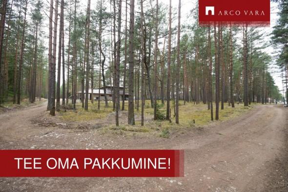 Müüa maa Kalevi 27, Narva-Jõesuu linn, Ida-Viru maakond