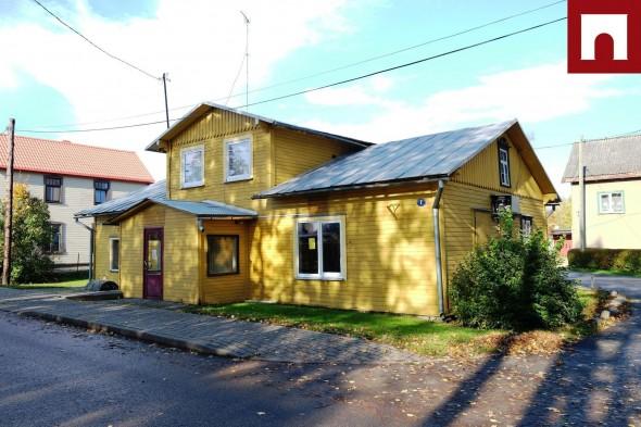 Müüa maja Jaama, Võhma linn, Viljandi maakond