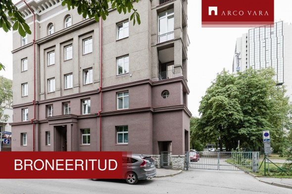 Müüa korter A. Lauteri  8, Kesklinn (Tallinn), Tallinn, Harju maakond