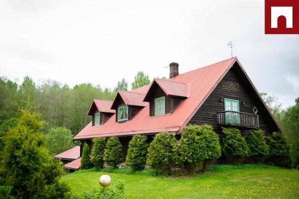 Müüa maja Aratsaare veski, Vanaveski küla, Kõpu vald, Viljandi maakond