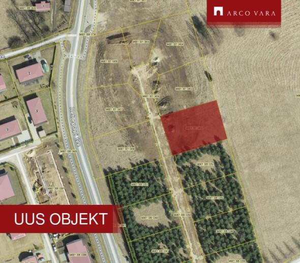 Müüa maa Pähkli 13, Soinaste küla, Kambja vald, Tartu maakond