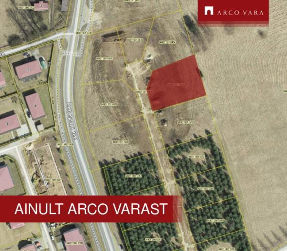 Müüa maa Pähkli 15, Soinaste küla, Kambja vald, Tartu maakond