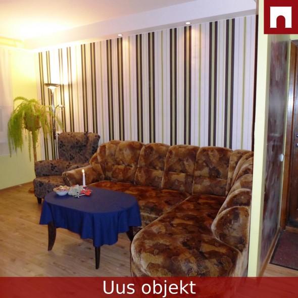 Müüa korter Keskuse  13, Märja alevik, Tähtvere vald, Tartu maakond