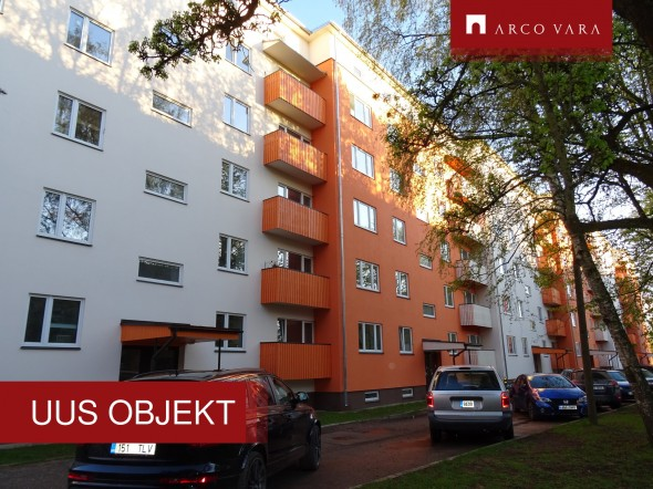 Üürile anda korter Pikk  82, Annelinn, Tartu linn, Tartu maakond