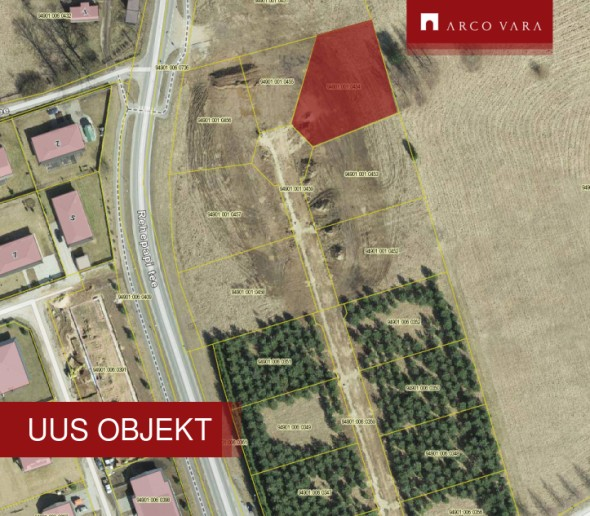 Müüa maa Pähkli 17, Soinaste küla, Kambja vald, Tartu maakond