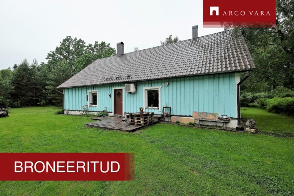 Müüa maja Troosti, Jändja küla, Türi vald, Järva maakond