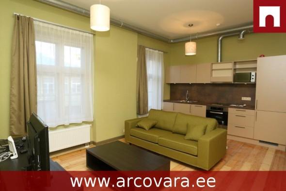 Üürile anda korter Rüütli  11-8, Kesklinn (Tartu), Tartu linn, Tartu maakond