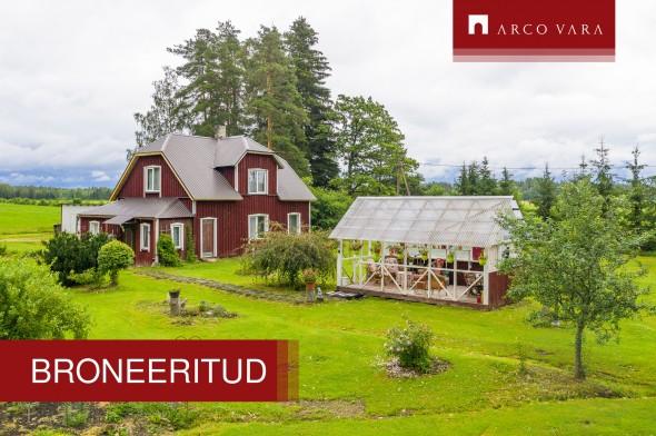Продаётся дом Päkapiku, Tori vald, Pärnu maakond