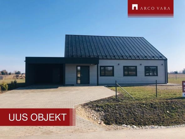 Müüa maja Hobunurme tee 14, Ihaste, Tartu linn, Tartu maakond
