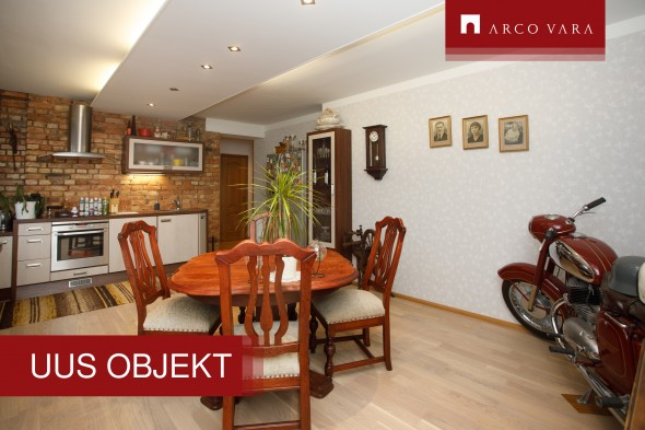 Müüa korter Friedrich Reinhold Kreutzwaldi  38, Tähtvere, Tartu linn, Tartu maakond