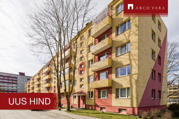 For sale  - apartment Mustamäe tee 169, Mustamäe linnaosa, Tallinn, Harju maakond