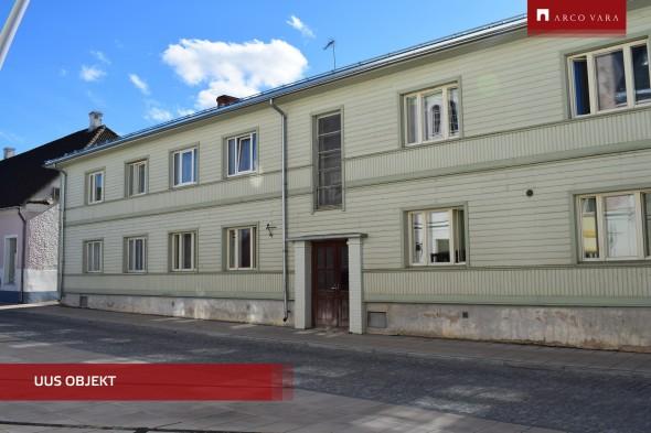 Müüa korter Pikk  14, Rakvere linn, Lääne-Viru maakond
