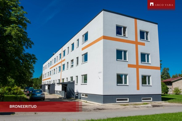 Müüa korter Aasa tee 1, Ilmatsalu alevik, Tartu linn, Tartu maakond