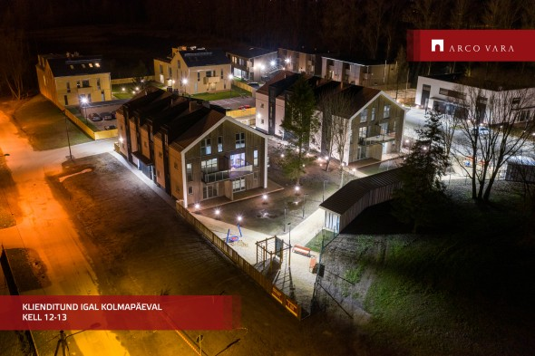 For sale  - apartment Oa  41/1-4, Supilinn, Tartu linn, Tartu maakond